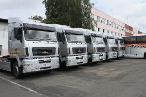 Новые МАЗ в Украине – выгодные предложения — Проспект | 200x300